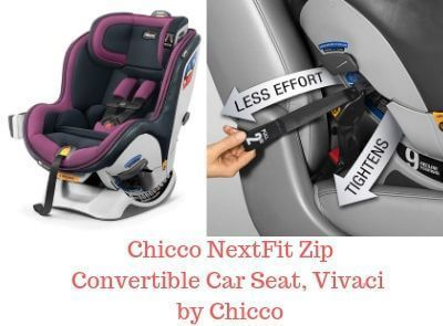 Chico convertible car seat