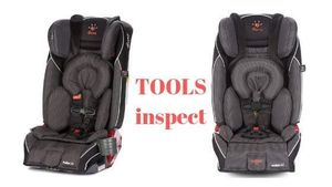 The Diono Radian RXT2 All-in-One Convertible car Seat