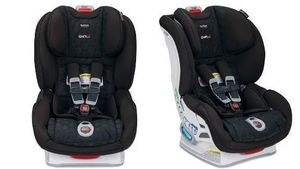 The Britax Boulevard Click Tight Convertible Car Seat