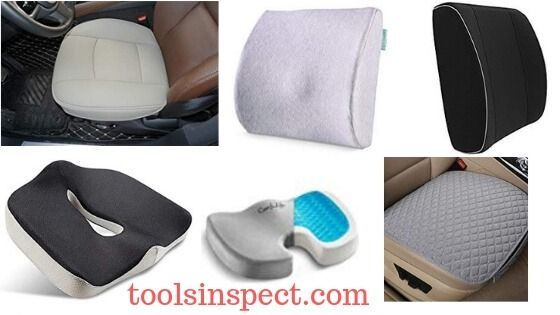 Most Comfortable Car Seat Cushions