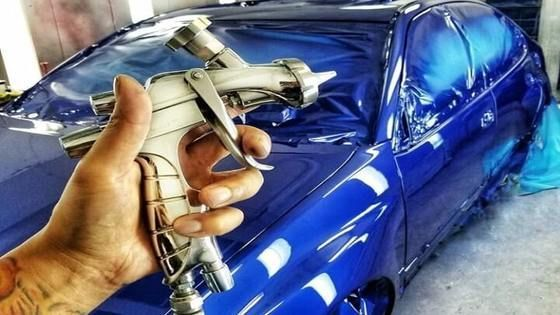 best automotive paint gun for beginners