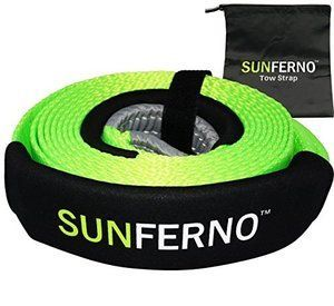 SunfernoUltimate Recovery Straps