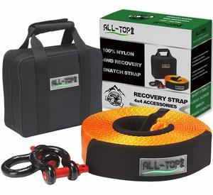ALL-TOP Nylon Recovery Straps