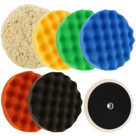 best buffing & polishing pad