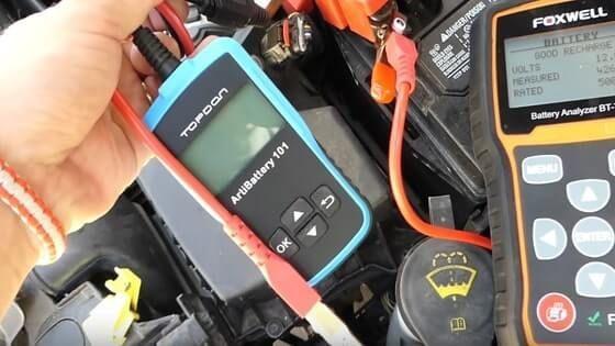 Best Car Battery Testers in 2020 1