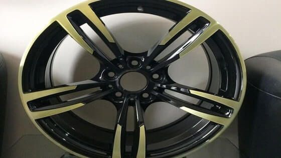 What Paint to Use On Alloy Wheels
