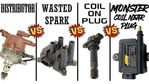 Different type ignition coils
