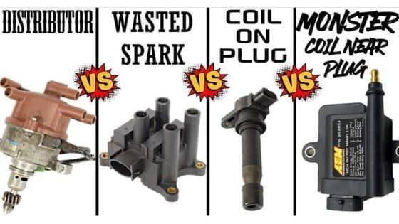 What are the Different Types of Ignition Coils